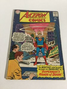 Action Comics 328 Gd/Vg Good/Very Good 3.0 DC Comics Silver Age