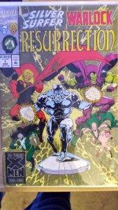 Silver Surfer/Warlock: Resurrection #1 (1993) VF 7.0