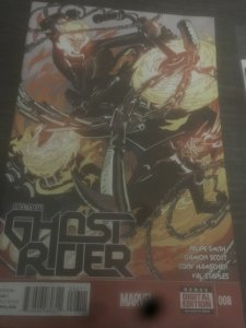 All-New Ghost Rider #8 (2014) Mint