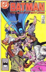 Batman #409 (Jul-87) NM Super-High-Grade Batman, Robin the Boy Wonder