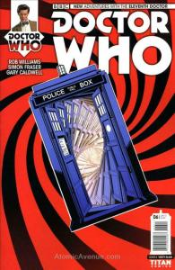 Doctor Who: The Eleventh Doctor #6A VF/NM; Titan   save on shipping - details in