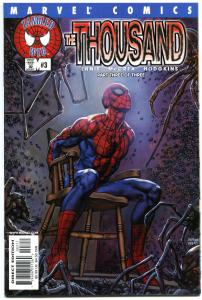 SPIDER-MAN THOUSAND #1 2 3, NM+, Garth Ennis, Glenn Fabry,more in Spidy in store