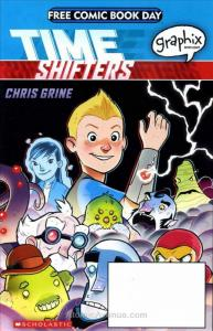 Time Shifters FCBD #2017 VF/NM; Scholastic | save on shipping - details inside