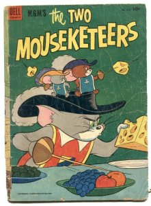 Two Mouseketeers - Four Color Comics #475 1953 FR