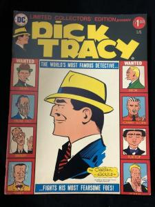 Limited Collectors' Edition Dick Tracy #C-40-DC-Treasury Edition FN