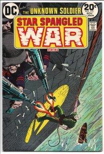 Star Spangled War Stories 175 - Bronze Age - Nov. 1973 (VF)