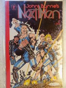 John Byrne's Next Men #1 (1992)
