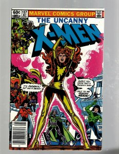 (Uncanny) X-Men # 157 VF/NM Marvel Comic Book Beast Angel Cyclops Magneto SM19