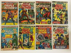 Bronze Age Scarlet Witch appearances comic lot 39 different