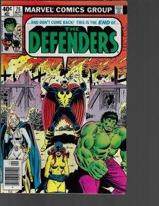 Defenders #75 (Marvel, 1979)