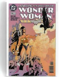 WONDER WOMAN #139 - 1ST ADAM HUGHES COVER - NM - MODERN AGE KEY