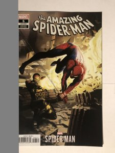 The Amazing Spider-Man #5 (2018) Video Game Variant