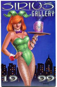 SIRIUS GALLERY #1 vol 2, NM-, Linsner, Cry for Dawn, Limited, more in store