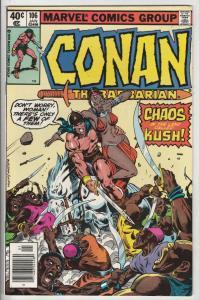 Conan the Barbarian #106 (Jan-80) NM- High-Grade Conan the Barbarian