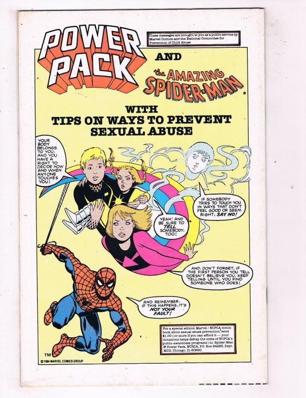 Sectaurs #7 VF Marvel Comics Bronze Age Comic Book Jul 1985 DE44