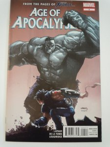 Age of Apocalypse #4 (2012)