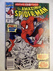 AMAZING SPIDER-MAN # 350 MARVEL ACTION ADVENTURE