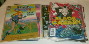 Black Canary V1 #1-4 V2 #1-13 V4 1-15 Batgirl Special Year One, comics lot of 42
