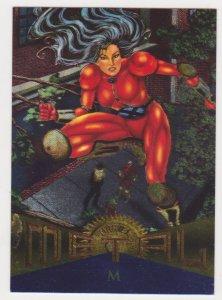 1995 Marvel Metal Flasher #107 M