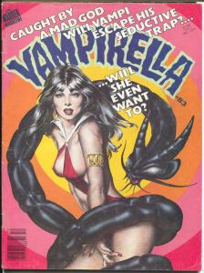 Vampirella #83 1979-WarrenHorror cover-mystery-VG/FN