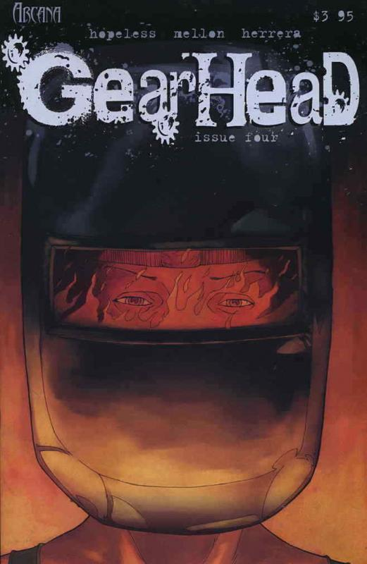 Gearhead #4 VF/NM; Arcana | save on shipping - details inside