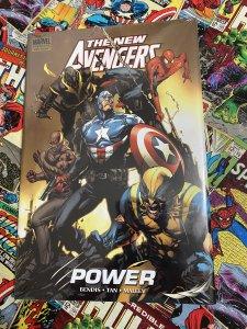 New Avengers: Power #1 (2009) Sealed Hardcover