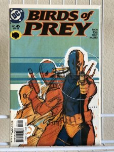 Birds of Prey #45 VF/NM 9.0 FREE COMBINED SHIPPING