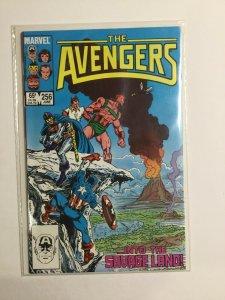 Avengers 256 Near Mint Nm Marvel