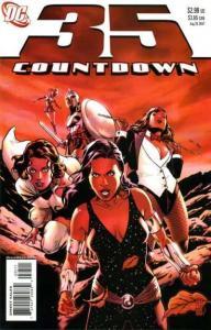 Countdown (2007 series) #35, NM (Stock photo)