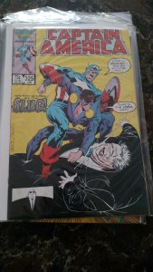 Captain America #325 (Marvel,1986) Condition NM