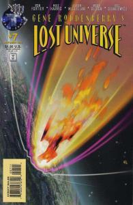 LOST UNIVERSE (1995 TEKNO) 1-7 Gene Roddenberry
