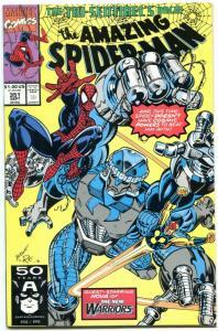 AMAZING SPIDER-MAN #351 1991-MARVEL COMICS VF/NM