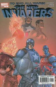 Invaders (4th Series) #1 VF; Marvel   save on shipping - details inside