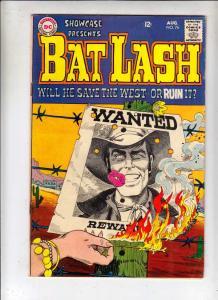 Showcase #76 (Aug-68) FN/VF+ High-Grade Bat Lash