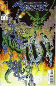 Siege (1997 series) #3, NM + (Stock photo)