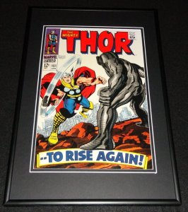 Mighty Thor #151 Framed 12x18 Cover Photo Poster Display Official Repro