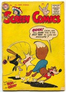 Real Screen Comics #93 1955- Fox & Crow G