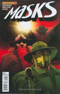 Masks #8C VF; Dynamite | save on shipping - details inside