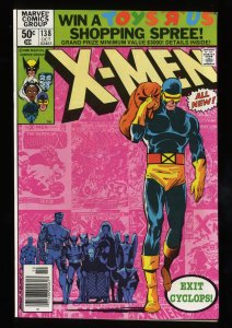 X-Men #138 NM 9.4