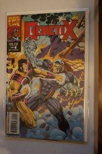 Genetix #1 (1993)