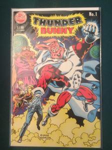Thunder Bunny #1