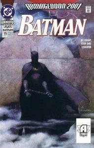 Batman (1940 series) Annual #15, NM- (Stock photo)