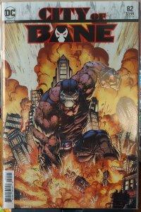 Batman : City of Bane #82 NM