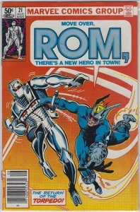 ROM #21