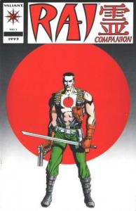 Rai (1992 series) Companion #1, NM (Stock photo)