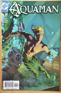 Aquaman #11 (2003) Harris Cover!
