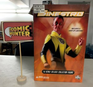 DC Direct Sinestro 1:6 Deluxe Figure