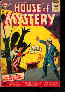 House of Mystery #52 (1956)