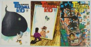 Eyeball Kid #1-3 FN complete series - eddie campbell - dark horse comics 2