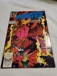 Daredevil 279 Very Fine Cover pencils by John Romita